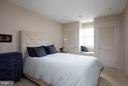 Second bedroom - 1217 T ST NW, WASHINGTON