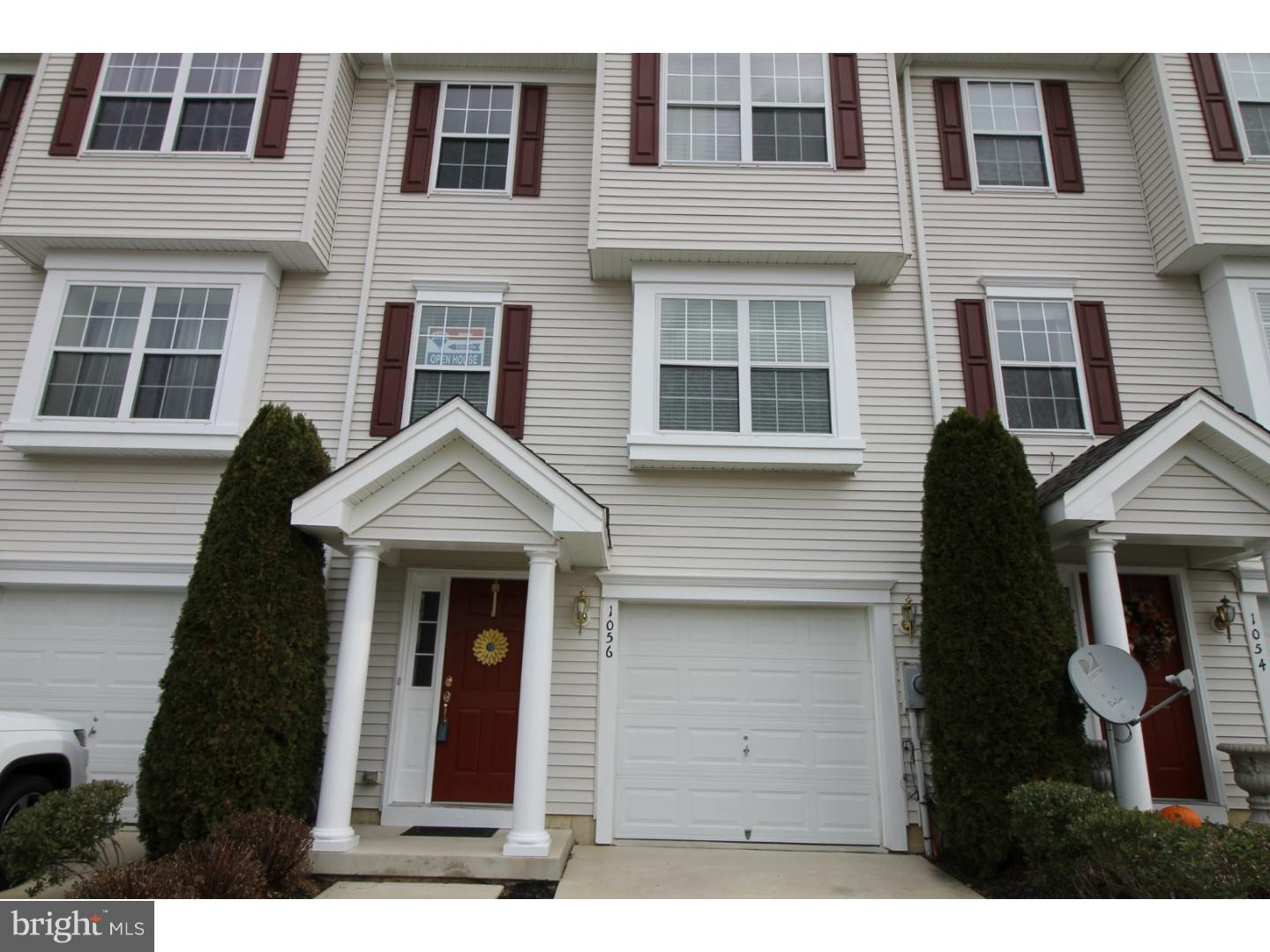 Single Family Home for Sale at 1056 BUCKINGHAM Drive Thorofare, New Jersey 08086 United States