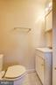 Master half bath - 5213 CALL PL SE, WASHINGTON