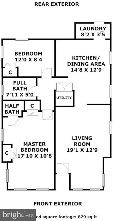Floor Plan - 5213 CALL PL SE, WASHINGTON