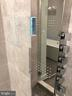 SHOWERS HAVE MULTIPLE BODY SPRAYER FUNCTIONS. - 3722 R ST NW, WASHINGTON