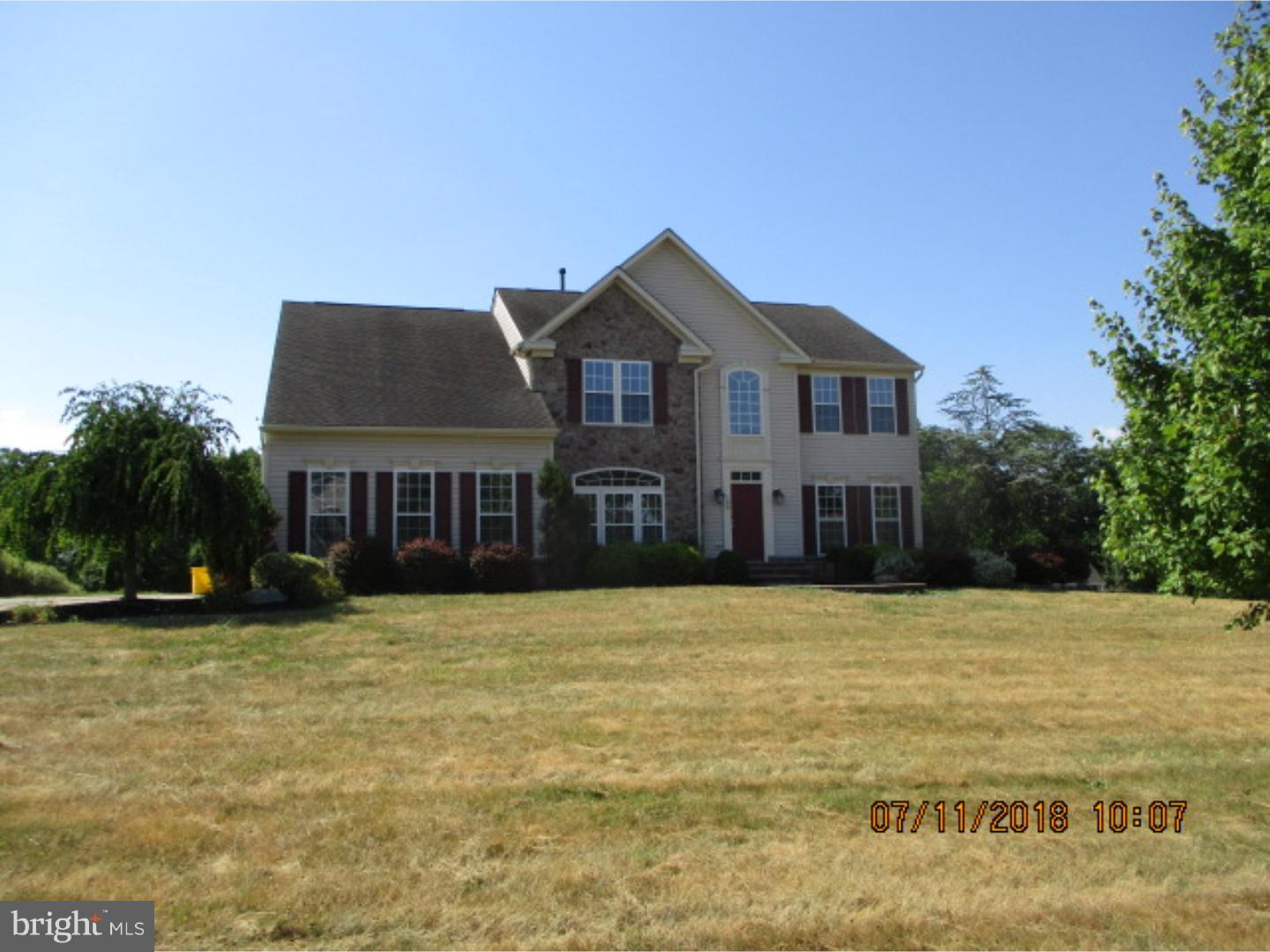 Photo of home for sale at 108 Dillons Lane, Mullica Hill NJ