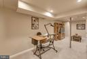 Lower Level Recreation Room - 7427 KILCREGGAN TER, GAITHERSBURG
