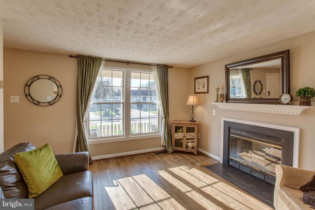 Living Room - 7427 KILCREGGAN TER, GAITHERSBURG