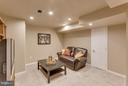 LL Recreation Room - 7427 KILCREGGAN TER, GAITHERSBURG