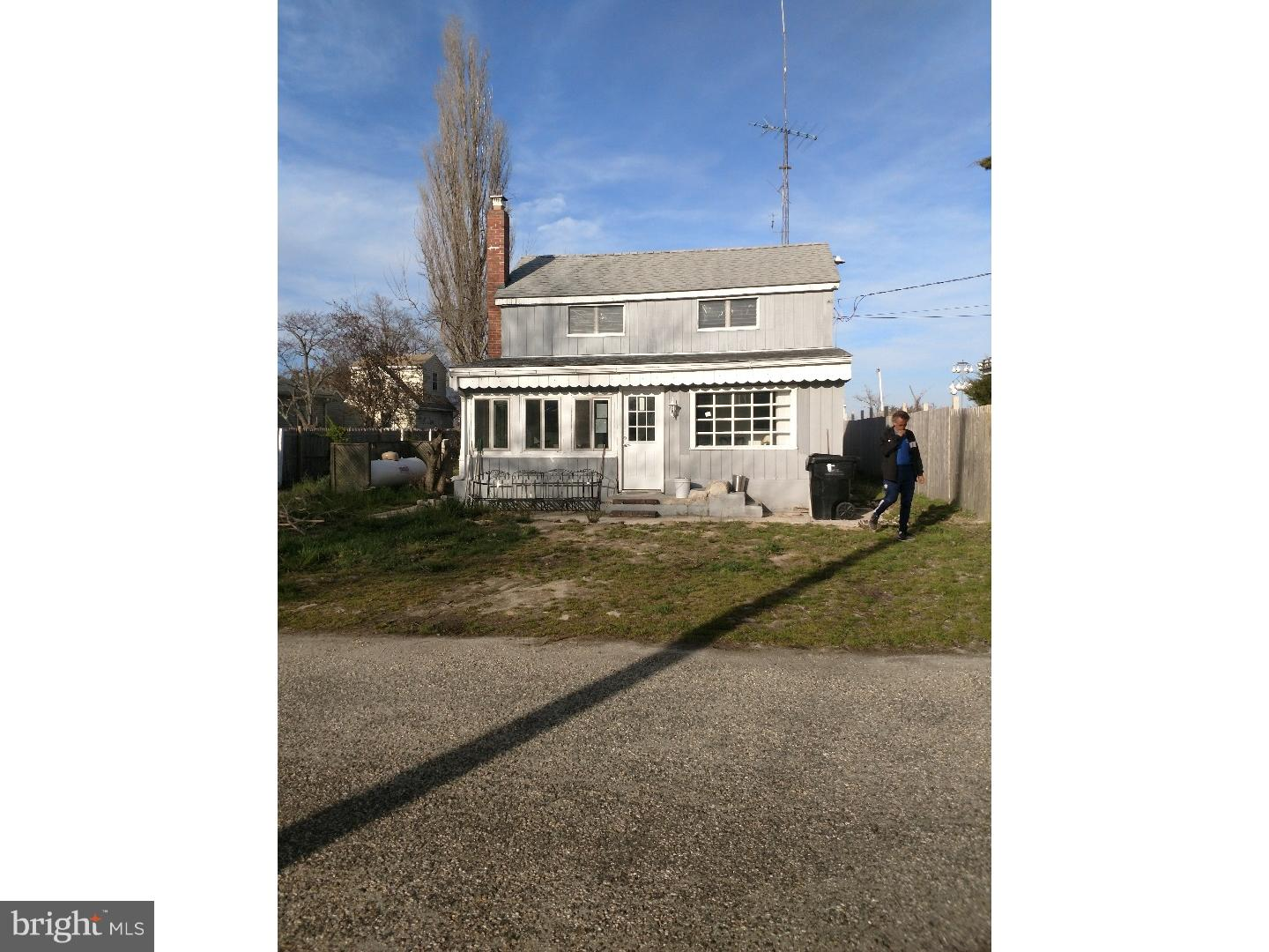 Single Family Home for Sale at 205 PENNSYLVANIA Avenue Fortescue, New Jersey 08321 United States