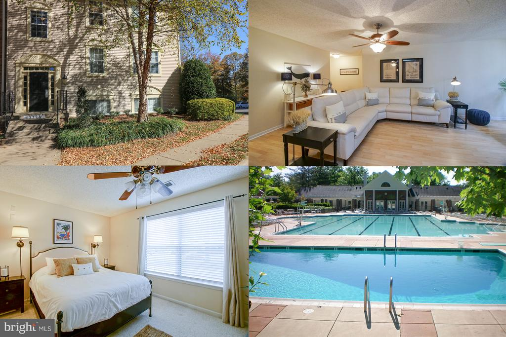 3903  GOLF TEE COURT  202 22033 - One of Fairfax Homes for Sale