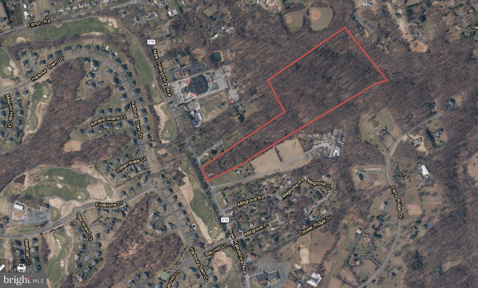 Land for Sale at Silver Spring, Maryland 20905 United States