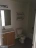 Third Floor Bath with Tub - 3030 IRMA CT, SUITLAND