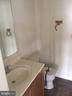 Main Floor Half Bath - 3030 IRMA CT, SUITLAND