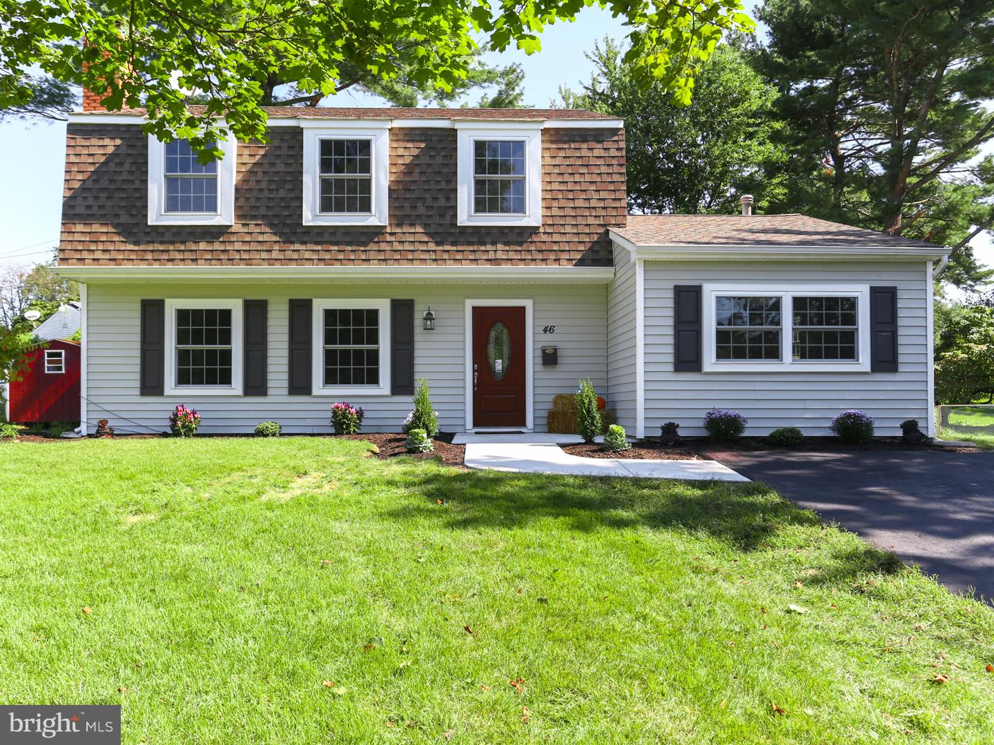 Single Family Home for Sale at 46 TWIN HILL Drive Willingboro Township, New Jersey 08046 United States