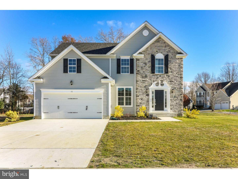 Enfamiljshus för Försäljning vid 16 ESTHER Court Felton, Delaware 19943 Förenta staterna
