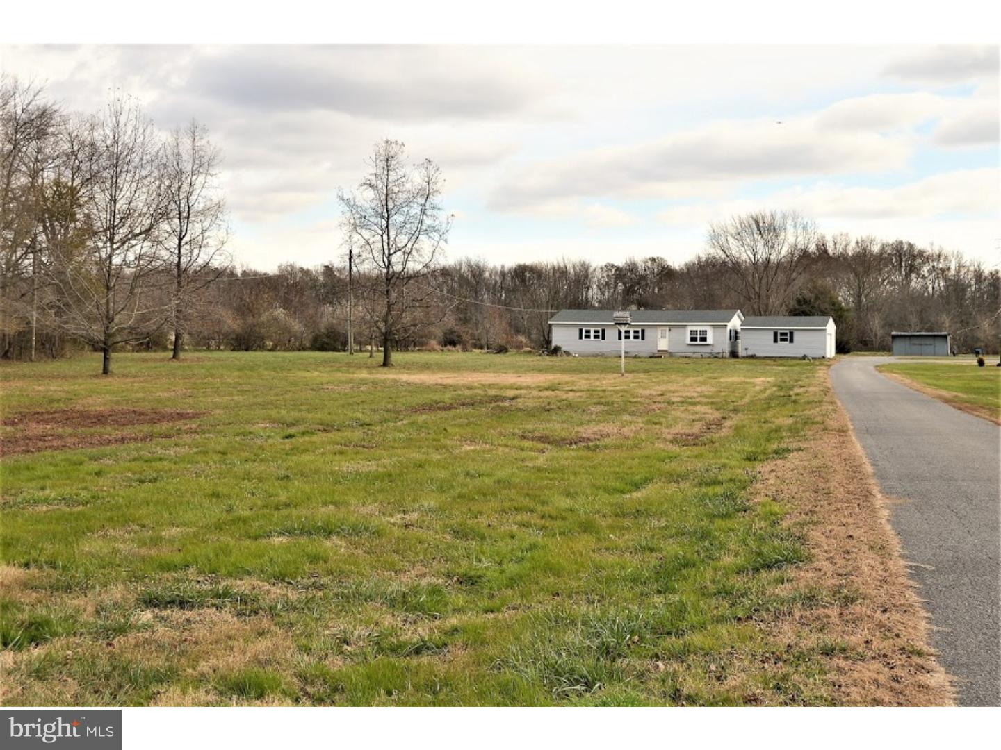 Single Family Home for Sale at 2240 SLAUGHTER STATION Road Hartly, Delaware 19953 United States