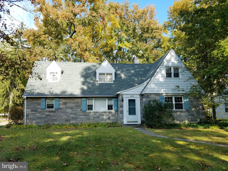 Duplex for Sale at 109 W PARK BLVD Haddon Township, New Jersey 08108 United StatesMunicipality: Haddon Township
