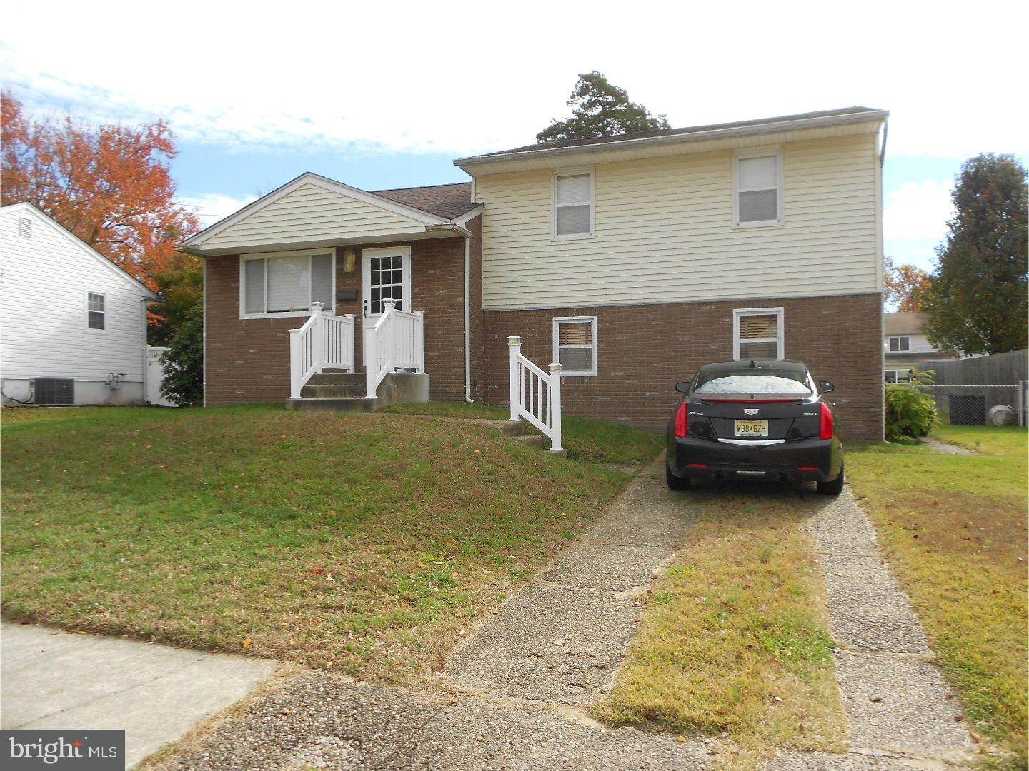 Single Family Home for Sale at 681 DETTMAR TER Runnemede, New Jersey 08078 United StatesMunicipality: Runnemede