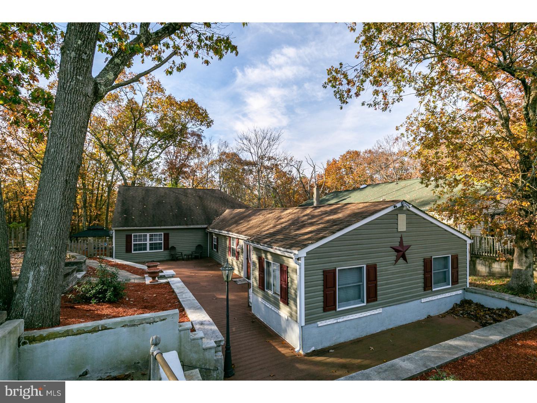 Maison unifamiliale pour l Vente à 88 W 3RD Avenue Pine Hill, New Jersey 08021 États-Unis