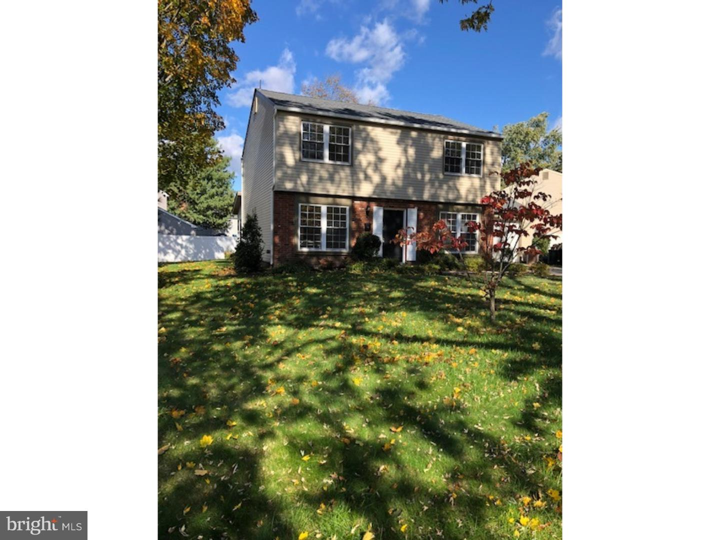 Single Family Home for Sale at 8 SUMTER Court Laurel Springs, New Jersey 08021 United States