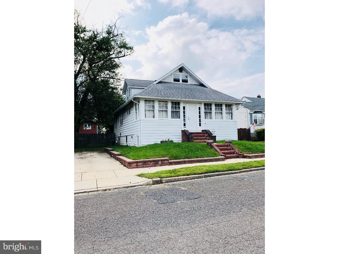Single Family Home for Sale at 37 S OAK Avenue Mount Ephraim, New Jersey 08059 United States