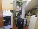 Utility and Laundry Room off Kitchen - 103 OAK CT, LOCUST GROVE