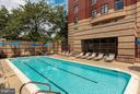 Community pool - 2400 CLARENDON BLVD #816, ARLINGTON