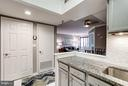 Open kitchen - 2400 CLARENDON BLVD #816, ARLINGTON