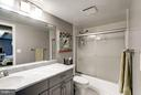 Master bathroom - 2400 CLARENDON BLVD #816, ARLINGTON