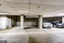 Reserved garage parking spot #21 - 2400 CLARENDON BLVD #816, ARLINGTON