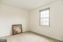Spacious 4th BR w/ ample closet space & new carpet - 6331 SUMMERDAY CT, BURKE