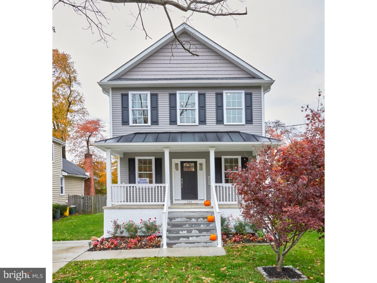 Single Family Home for Sale at 525 W GRAISBURY Avenue Audubon, New Jersey 08106 United States