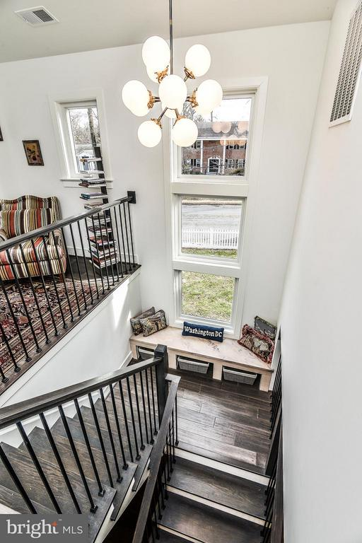 Upper Level View - 2616 WEST STREET, FALLS CHURCH