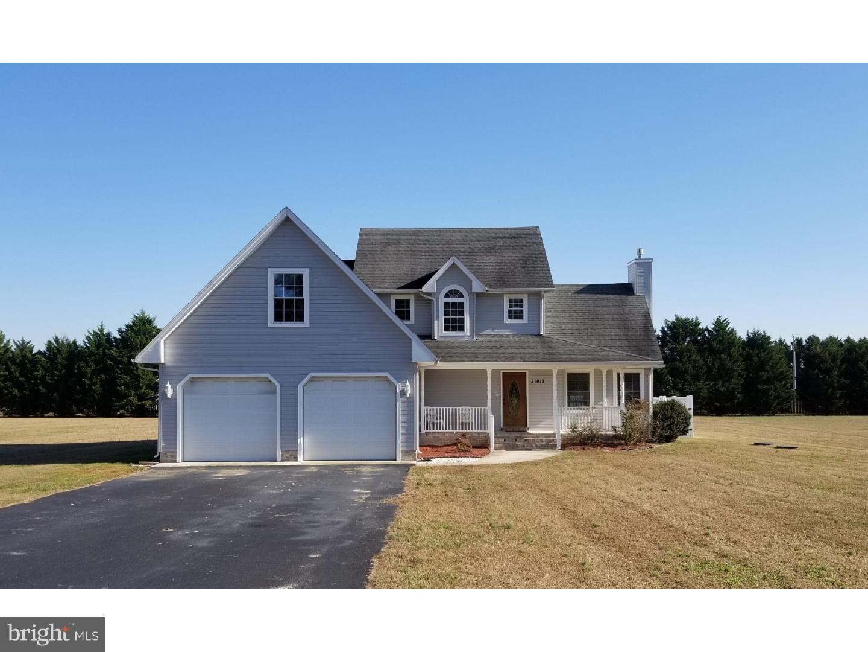 Maison unifamiliale pour l Vente à 21912 ANDALUSIAN Lane Bridgeville, Delaware 19933 États-Unis