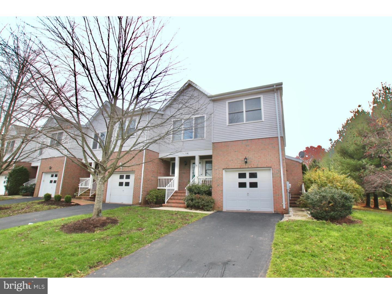 Частный односемейный дом для того Продажа на 14 ASPEN Drive Hillsborough, Нью-Джерси 08844 Соединенные ШтатыВ/Около: Hillsborough