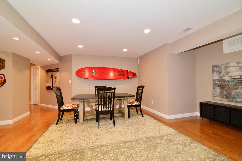 Gathering Area or Room for Pool Table - 21439 BASIL CT, BROADLANDS