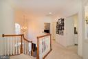 Upstairs Landing - 21439 BASIL CT, BROADLANDS