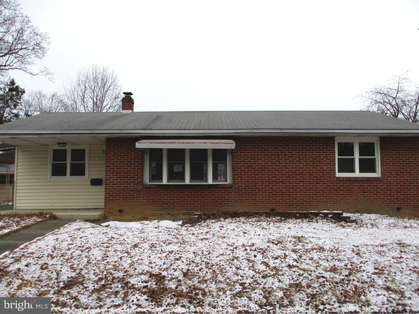 Single Family Home for Sale at 220 WILSON Avenue Mount Ephraim, New Jersey 08059 United States
