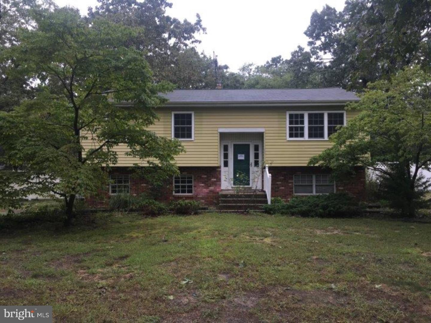 Single Family Home for Sale at 211 CUSHMAN Avenue Buena Vista Township, New Jersey 08094 United States