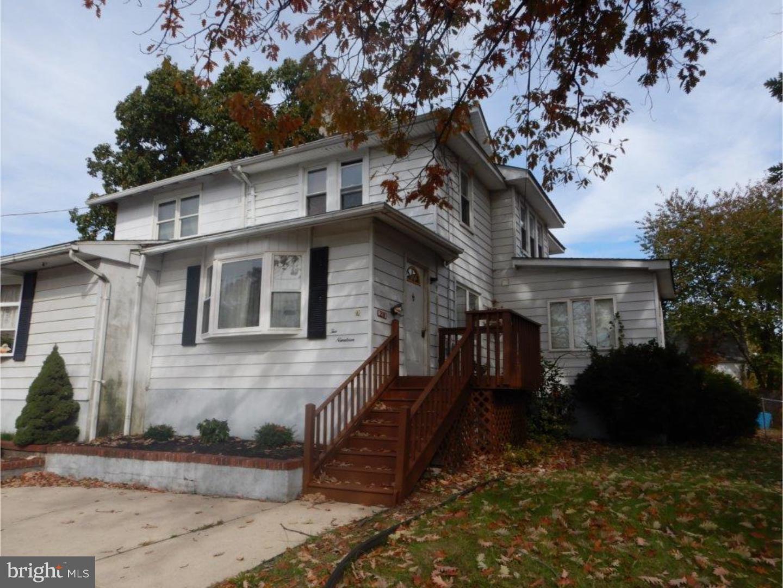 Enfamiljshus för Försäljning vid 219 MONUMENT Avenue National Park, New Jersey 08063 Förenta staterna