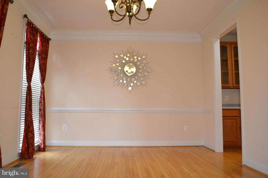 Dining Room - 13439 WOOD LILLY LN, CENTREVILLE