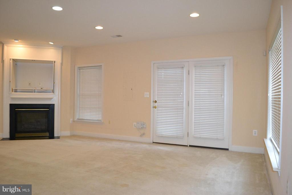 Walk-out Basement - 13439 WOOD LILLY LN, CENTREVILLE