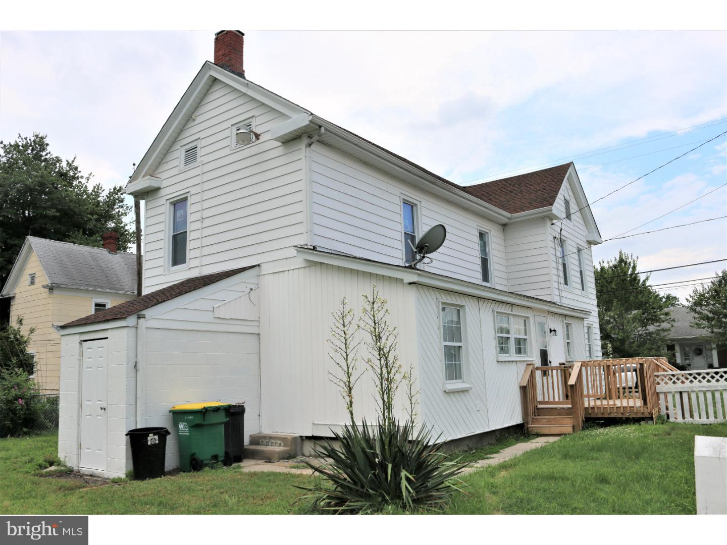 Single Family Home for Sale at 206 MARKET Street Greenwood, Delaware 19950 United States
