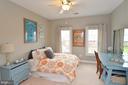 Bedroom 1 - custom closet organizer - 18490 ORCHID DR, LEESBURG