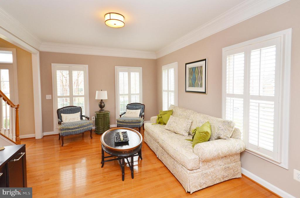 Gorgeous Hardwood Floors and Neutral Colors - 18490 ORCHID DR, LEESBURG
