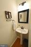 Powder Room - 18490 ORCHID DR, LEESBURG
