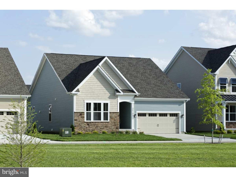 Maison unifamiliale pour l Vente à 30150 ISLANDER BEACH Road Frankford, Delaware 19945 États-Unis