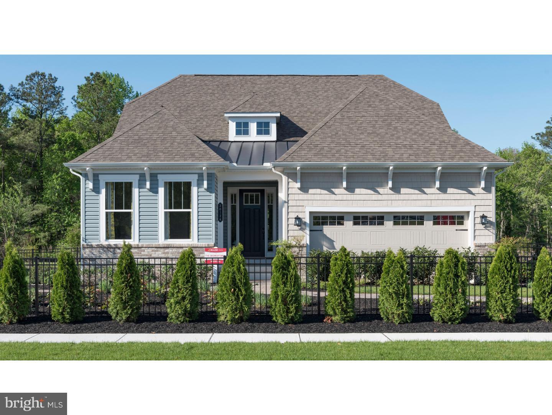 Maison unifamiliale pour l Vente à 30126 ISLANDER BEACH Road Frankford, Delaware 19945 États-Unis
