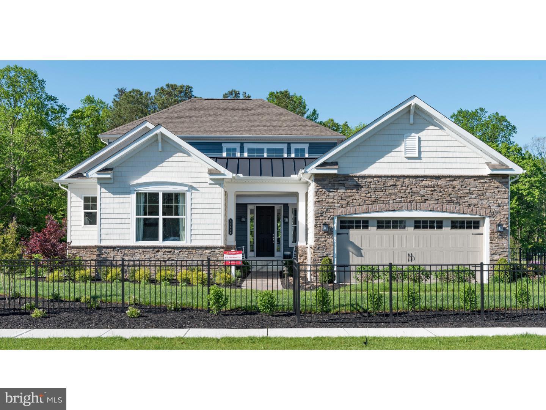 Maison unifamiliale pour l Vente à 30134 ISLANDER BEACH Road Frankford, Delaware 19945 États-Unis