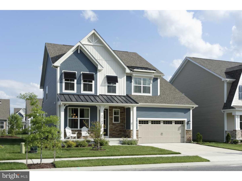 Casa Unifamiliar por un Venta en 30160 ISLANDER BEACH Road Frankford, Delaware 19945 Estados Unidos