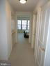 Private Hallway to Master Bedroom and Closets - 485 HARBOR SIDE ST #306, WOODBRIDGE