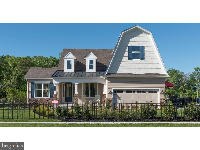 Maison unifamiliale pour l Vente à 30118 ISLANDER BEACH Road Frankford, Delaware 19945 États-Unis