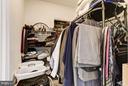 Large Walk-in Closet - 2500 Q ST NW #746, WASHINGTON